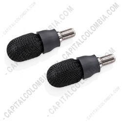Ampliar foto de Puntas de repuesto de fibra de carbón (Paquete de DOS puntas) para lápiz Bamboo Stylus Duo CS170K y Bamboo Stylus Solo CS160K (ACK20610)