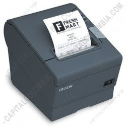 Ampliar foto de Impresora Térmica Epson TM-T88V (Ethernet)