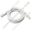 Cable Patch Cord UTP Categoria 6e de 2 Metros 26AWG