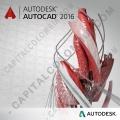 Ampliar foto de Autodesk AutoCAD 2016 Commercial New SLM ELD