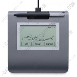 Ampliar foto de Tableta Wacom Capturador de Firmas conexión USB - STU-430