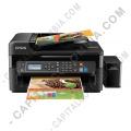 Ampliar foto de Impresora Epson WIFI Multifuncional Epson L565 (Impresora/Escaner/Copiadora/Fax)