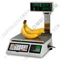 Ampliar foto de Balanza ACOM PC100 con Visor de Precios para Punto de Venta POS (Scale and Pole Display)