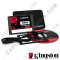 "Ampliar foto de Disco duro estado sólido Kingston 120GB SATA3 2.5"" - Kit Portátil"