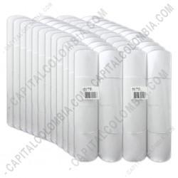 Ampliar foto de Caja de Rollos de papel térmico de 57mm X 30mts X 168 unidades
