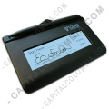 Tabla Digitalizadora de Firmas Topaz con LCD 1x5 y Backlight - USB (T-LBK460-HSB-R)