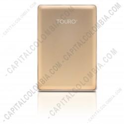Ampliar foto de Disco Duro Externo Touro S 1TB Gold (color dorado)