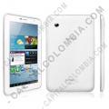Ampliar foto de Tablet Samsung Galaxy TAB E 7.0 3G - 8GB - Color Blanco