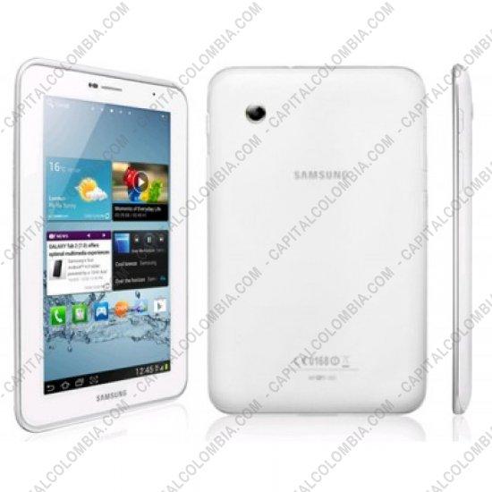 Celulares (Smartphones), Tabletas y Movilidad, Marca: Samsung - Tablet Samsung Galaxy TAB E 7.0 3G - 8GB - Color Blanco