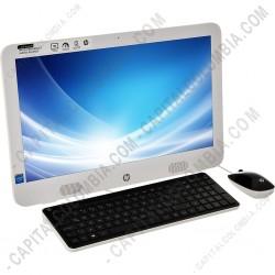 """Ampliar foto de Computador Todo en Uno HP AIO 20-e112la ALL IN ONE Intel Celeron N3050 DUAL CORE 1,65 GHZ / 19.5"""""""