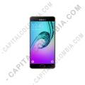 Celulares (Smartphones), Tabletas y Movilidad, Marca: Samsung - Celular Smartphone Samsung Galaxy A5 2016 SS Gold (color dorado)