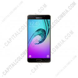 Ampliar foto de Celular Smartphone Samsung Galaxy A5 2016 SS Gold (color dorado)