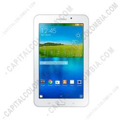"Ampliar foto de Tablet Samsung Galaxy Tab E 7"" - WiFi - 8GB, color blanco (SM-T113NDWUCOO)"