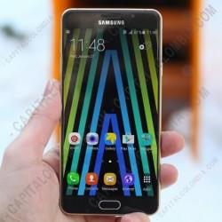 Ampliar foto de Celular/Smartphone Samsung Galaxy A7 2016 SS Gold (SM-A710MZDACOO)