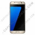 Ampliar foto de Celular Smartphone Galaxy S7 Edge Lte Color Dorado Platino (SM-G935FZDLCOO)
