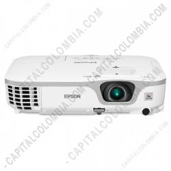 Ampliar foto de Video Proyector Epson 3LCD PowerLite X24 3500 lumens XGA 1024x768 HDMI Opción Inalámbrico (V11H553021)