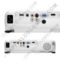 Impresoras, Cámaras, Escáners, Televisores, Video Proyectores, Memorias, Cables, Accesorios, Marca: Epson - Video Proyector Epson 3LCD PowerLite X24 3500 lumens XGA 1024x768 HDMI Opción Inalámbrico (V11H553021)