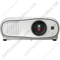 Ampliar foto de Video Proyector Epson Power Lite Home Cinema 3510, 2.500 Lumens, WUXGA 1900x1200 Full HD 1080p 2D, 3D (V11H651021)