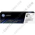 Ampliar foto de Toner HP 201A Black LaserJet Toner Cartridge (Ref. CF400A)