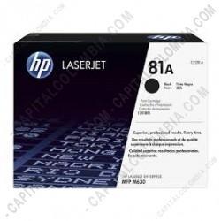 Ampliar foto de Toner HP Negro Laserjet Enterprise m630 10.500 Páginas (Ref.CF281A)
