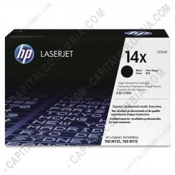Ampliar foto de Toner HP Negro Laserjet M712 M725 (Ref. CF214X)