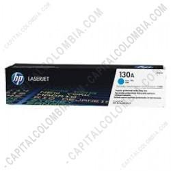Ampliar foto de Toner HP Cyan Laserjet Pro M176n/M177, 1.000 Páginas (Ref. CF351A)