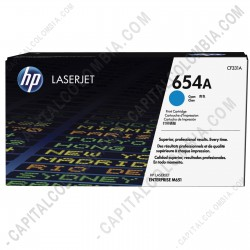 Ampliar foto de Toner HP Cyan Laserjet M651 15.000 Páginas (Ref. CF331A)