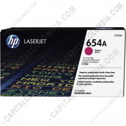 Ampliar foto de Toner Hp Magenta Laserjet M651, 15.000 Páginas (Ref. CF333A)