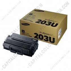 Ampliar foto de Toner Negro para Impresora Samsung M4070/4072 Series (Ref. MLT-D203U/XAX)