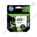 Ampliar foto de Cartucho Hp Tricolor 662XL Hp Deskjet Ink Advantage 2515/3515 (Ref. CZ106AL)
