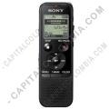 Ampliar foto de Grabadora de voz Sony Capacidad 4GB, conexión USB (Ref. ICD-PX440)