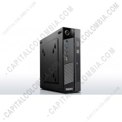 Ampliar foto de Pc Lenovo M73 Tiny Intel Core i3-4160T Processor (Ref. 10AX008XLS) (Sin Monitor)