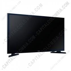 Ampliar foto de Televisor Samsung 32 pulgadas / DVB-T2 / HDMI x 2 / USB x 1 (Ref. UN32J4000AKXZL)