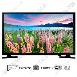 Ampliar foto de Televisor Samsung Smart TV 40 pulgadas  (Ref. UN40J5200AKXZL)