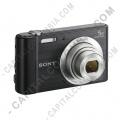 Impresoras, Cámaras, Escáners, Televisores, Video Proyectores, Memorias, Cables, Accesorios, Marca: Sony - Cámara Sony con zoom óptico de 5x (Ref. DSC-W800/B)