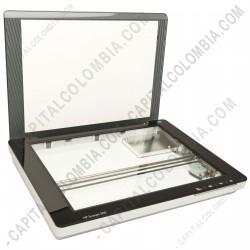 Ampliar foto de HP ScanJet 300 Escáner fotográfico - Cama plana- USB - 4800x4800 dpi (Ref. L2733A#BGJ)