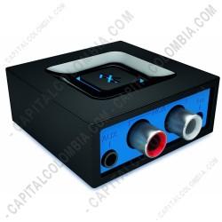 Ampliar foto de Convertidor Logitech de Audio Bluetooth a conexión Análoga (Ref. 980-000910)