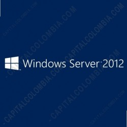 Ampliar foto de Windows Server CAL 2012 (5 User) - Multilanguage (Ref. 00Y6346)