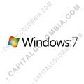 Ampliar foto de Windows Profressional 7 SP1 GGK 32-bit64-bit Spanish Legalization DSP OEI 611 DVD (Ref. 6PC-00025)