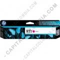 Ampliar foto de Cartucho HP Magenta 971 OfficeJet Pro X451, X476 Dw (Ref. CN623AM)
