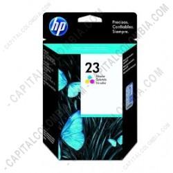 Ampliar foto de Cartucho HP Tricolor Deskjet 810c, 690 Páginas (Ref. C1823D)