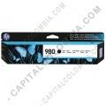 Ampliar foto de Cartucho HP Negro 980 Business Inkjet X555dn Multinacional, X585 (Ref. D8J10A)