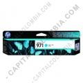 Ampliar foto de Cartucho HP Cyan 971 OfficeJet Pro X451, X476 Dw (Ref. CN622AM)