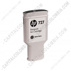 Ampliar foto de Cartucho HP Matte Black # 727 DesignJet T920, T1500, T250000 (Ref. C1Q12A)