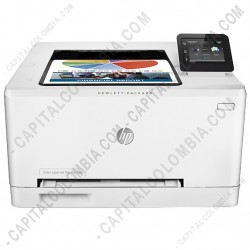 Ampliar foto de Impresora HP Color LaserJet Pro Color M252DW, Blanco y negro y también color: hasta 19 ppm carta, Resolución 600dpi (Ref. B4A22A#BGJ)