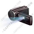 Impresoras, Cámaras, Escáners, Televisores, Video Proyectores, Memorias, Cables, Accesorios, Marca: Sony - Combo Video Cámara Sony Negra HDR-CX440/B + Estuche (Ref. HDR-CX440/B)