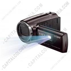 Ampliar foto de Combo Video Cámara Sony Negra HDR-CX440/B + Estuche (Ref. HDR-CX440/B)