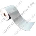 Ampliar foto de Rollo de etiquetas metalizadas de 1.000 rótulos a una columna (10cms x 5cms)