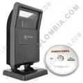 Lectores de Códigos de Barras, Marca: 3nStar - Combo Lector de Códigos de Barras 2D y 1D - Omnidireccional - Conexión USB - 3nStar SC500 (no lee cédulas colombianas) y Software BarrasCarta
