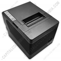 Ampliar foto de Impresora Térmica de Red para punto de venta POS 80mm 3nStar (Ethernet + USB + Serial) - RPT008